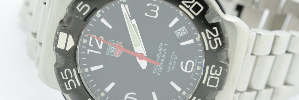 Promotion Tag: Promotion: TAG Heuer Battery Service Only £49.99
